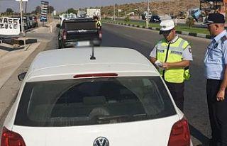 Haftalık trafik raporu: 79 kaza, 18 yaralı