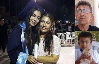 Katırcı ailesi yarın Büyükkonuk'ta defnediliyor