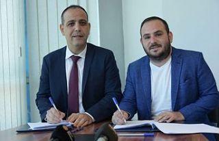 Kazanan firmalar ile üç ayrı sözleşme imzalandı