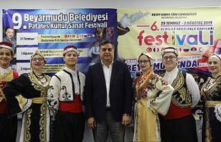 Kıtalar Beyarmudu'nda buluşuyor, kültürlerin...