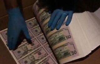 Tarihin en büyük sahte dolar operasyonu: 271 milyon...