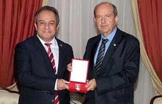 Tatar: İlhan'ı KKTC'de ağırlamaktan büyük...