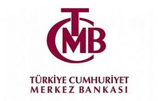 T.C Merkez Bankası faiz kararını açıkladı