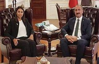Baybars-Gül görüşmesinde gündem adli iş birliği...