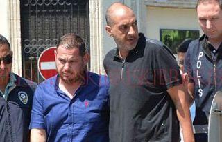Eminoğlu ve Özbekoğlu'na 7 gün daha ek tutukluluk