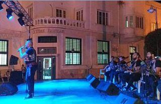 Girne'de Kıbrıs Gecesi düzenlendi