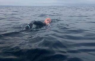 Kıbrıs'a yüzerek gelmeyi deneyecekler