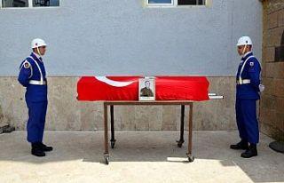 Kıbrıs Gazisi son yoluculuğuna uğurlandı