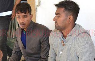 Adli Şube'ye başvurdular, tutuklandılar