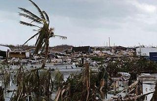Bahamalar'da bin 300 kişi hala kayıp