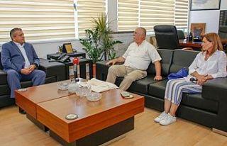 Çanakkale Belediyesi ile Gazimağusa Belediyesi kardeş...