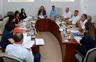 Dilekçe Komitesi toplandı