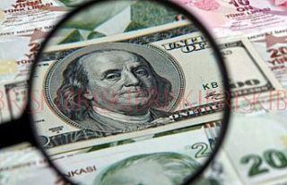 Dolar 5,80 bandında
