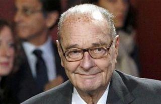 Fransa eski Cumhurbaşkanı Chirac öldü