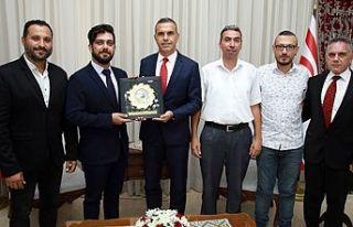 Gürkan: Ülke Sporuna fayda sağlamak amacındayız