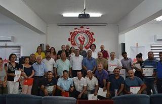 Kamu-İş işyeri temsilcilerine yönelik seminer...