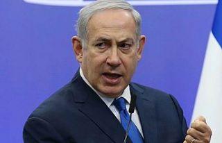 Netanyahu hükümette yer almazsa yolsuzluktan hapse...