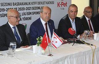 Tatar:Ülke futboluna ve spora hizmet etme anlayışı...