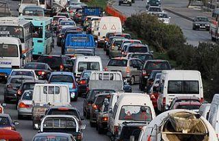 Trafiğe 4 bin yeni ehliyetli