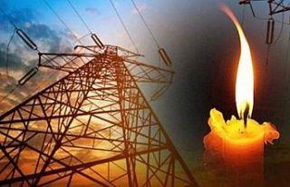 Yarın Girne'de bazı bölgelerde elektrik kesintisi...