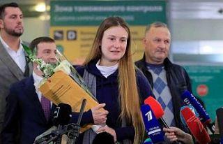 Aylar sonra Rusya'ya iade edildi!