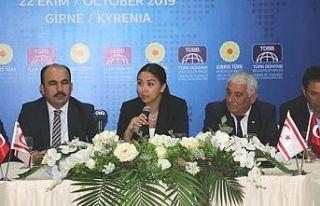 Bakan Baybars: Birlikte daha güçlüyüz
