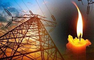 Çatalköy bölgesinde elektrik kesintisi yapılacak