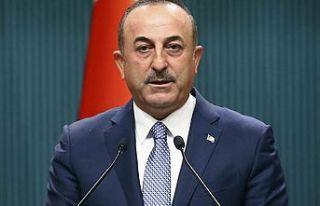 Çavuşoğlu'ndan skandal tasarılara tepki: Oyunlarını...
