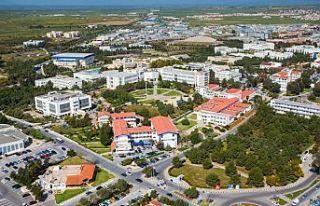 DAÜ QS Dünya Üniversite Sıralamasında 168'inci