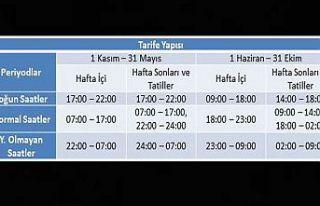 """Elektrikte """"KIŞ TARİFESİ"""" 1 Kasım'dan itibaren..."""