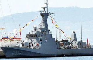 Gemiler Gazimağusa ve Girne Lmanı'nda ziyarete...