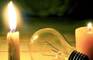 Girne'de bazı bölgelere yarın elektrik verilmeyecek