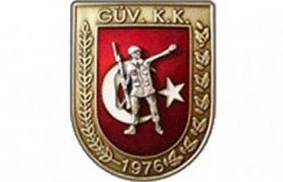 GKK'dan askeri yasak bölgede avlanılmaması uyarısı!