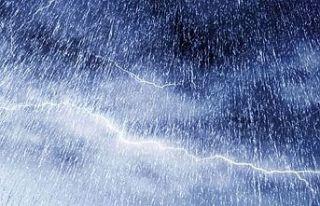 Meteoroloji Dairesi'nden çok kuvvetli yağış...