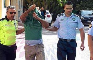 Ölümlü kazada zanlı Stefanou mahkemeye çıkarıldı