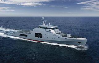 Rum Yönetimi, 75 milyon Euro'ya gemi alıyor