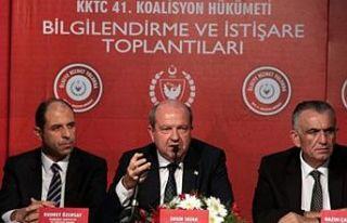 Tatar: Temel hedef ekonomik büyüme
