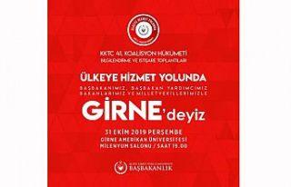 UBP-HP Hükümeti yarın akşam Girne'de