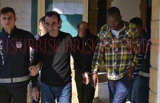 Üç kaçak daha yakalandı