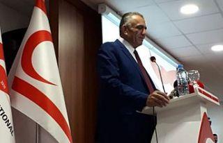 UFÜ'nde ilk ders Bakan Çavuşoğlu'ndan