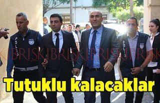 Altınbaşlar tutuklu kalacak