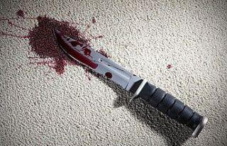 Annesini bıçakla yaralayan şahıs tutuklandı