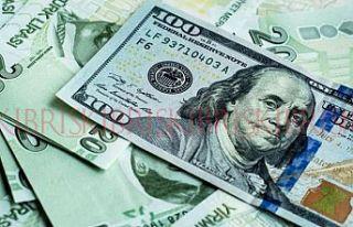 Dolar kuru 5,77 bandında