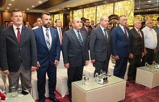 Dünya Türk Sivil Toplum Örgütleri toplantısı...