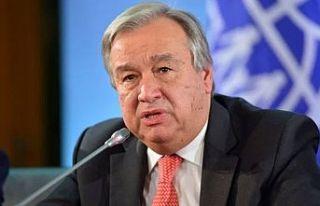 Guterres: Bu kez farklı