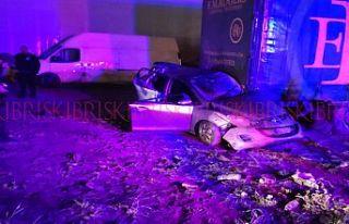 Feci kazada hayatını kaybeden 2 kişinin isimleri...