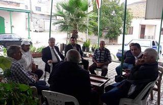 Pilli, Akçay'da vatandaşlarla biraraya geldi