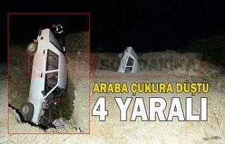 SON DAKİKA: Doğancı-Lefke yolunda feci kaza!!!