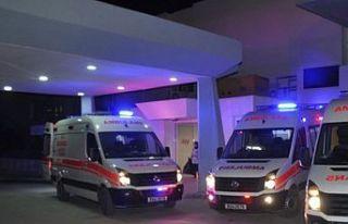 Girne'de katle teşebbüs ve ağır yaralama: 3...