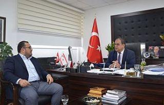 Sucuoğlu: Yerel istihdamı destekleyici projelerin...